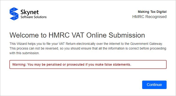 MTD VAT financial accounting